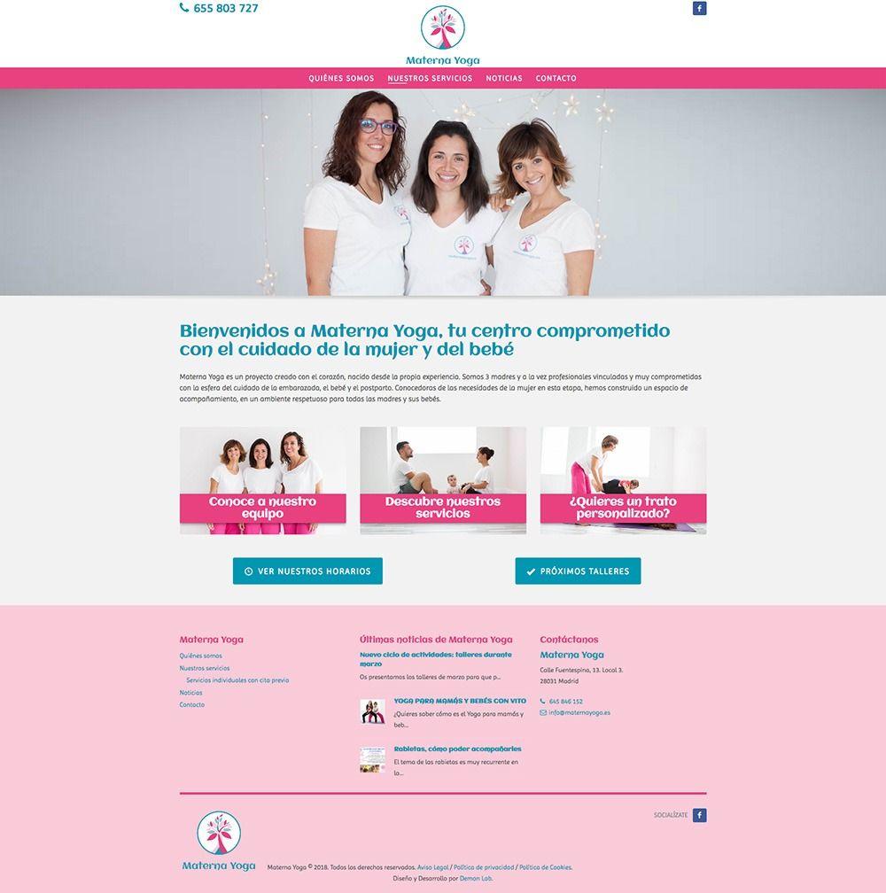 Centro comprometido con el cuidado de la mujer y del bebé