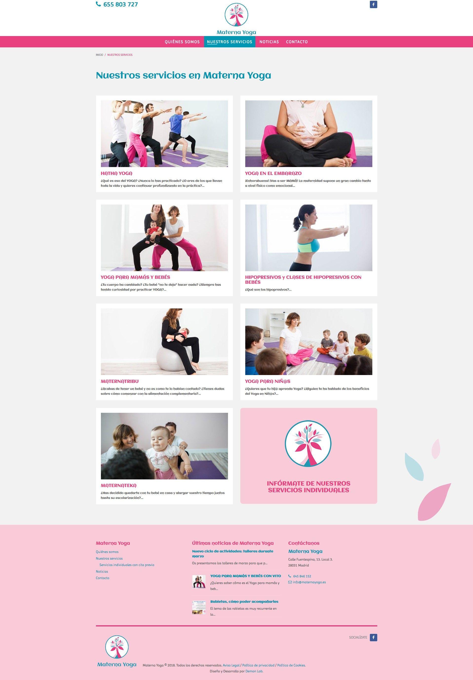 Nuestros servicios Materna Yoga copia