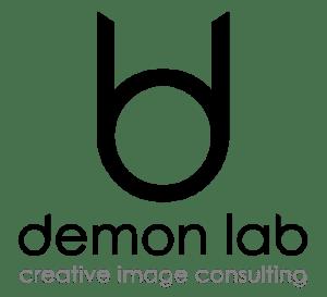 logotipo demon lab
